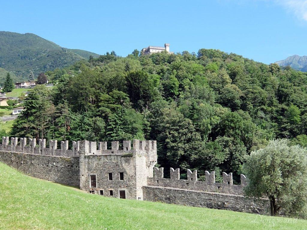 Bellinzona, Ponte Tibetano Carasc & Moenera | Dong's Journey