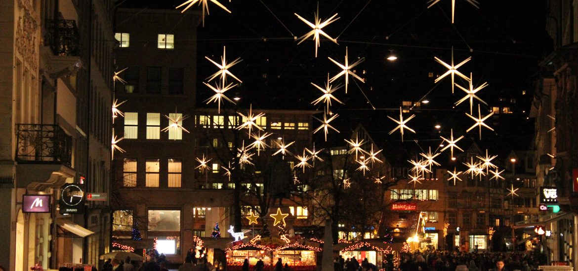 Christmas In Switzerland.Christmas In Switzerland St Gallen Christmas Market The